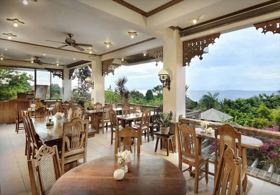 アマレラ・リゾート・パングラオ・ボホールのレストラン