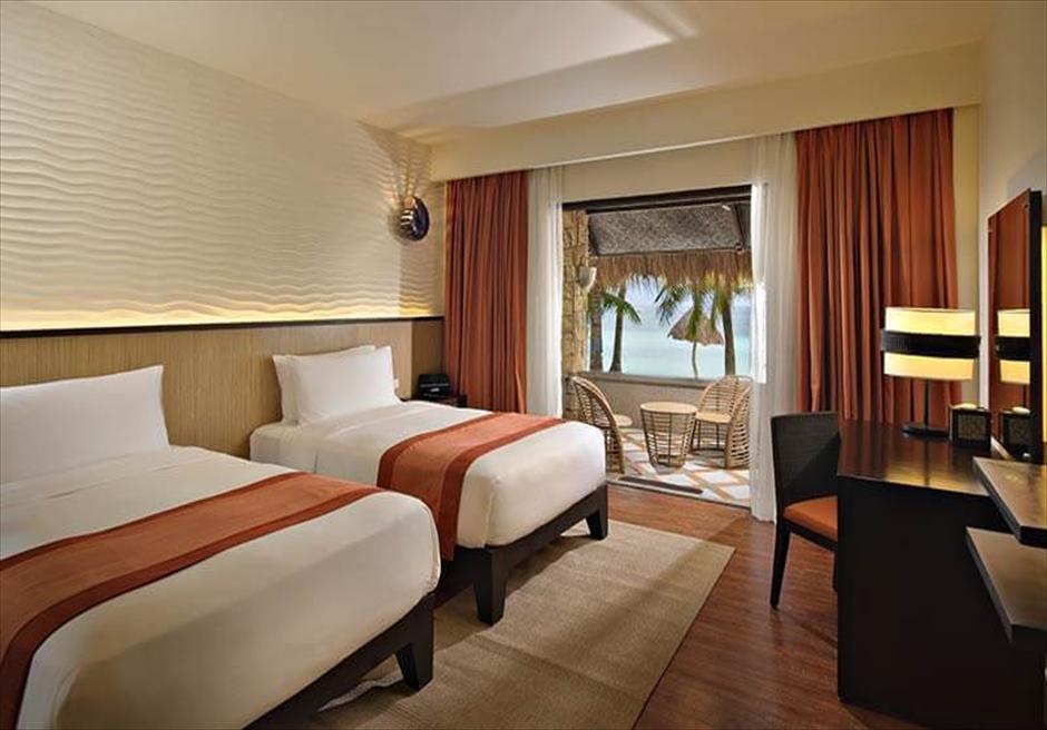 セブ島からボホール島サウス・パーム・リゾートのヴィラ宿泊