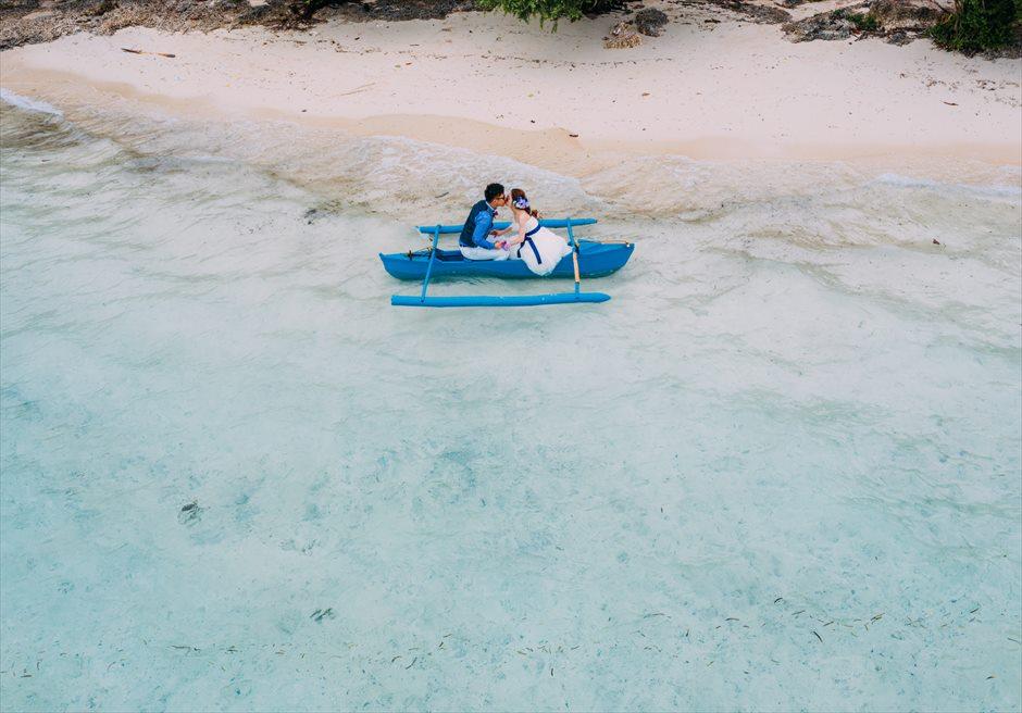 セブの離島で撮影アイテムとロケーション・フォト撮影