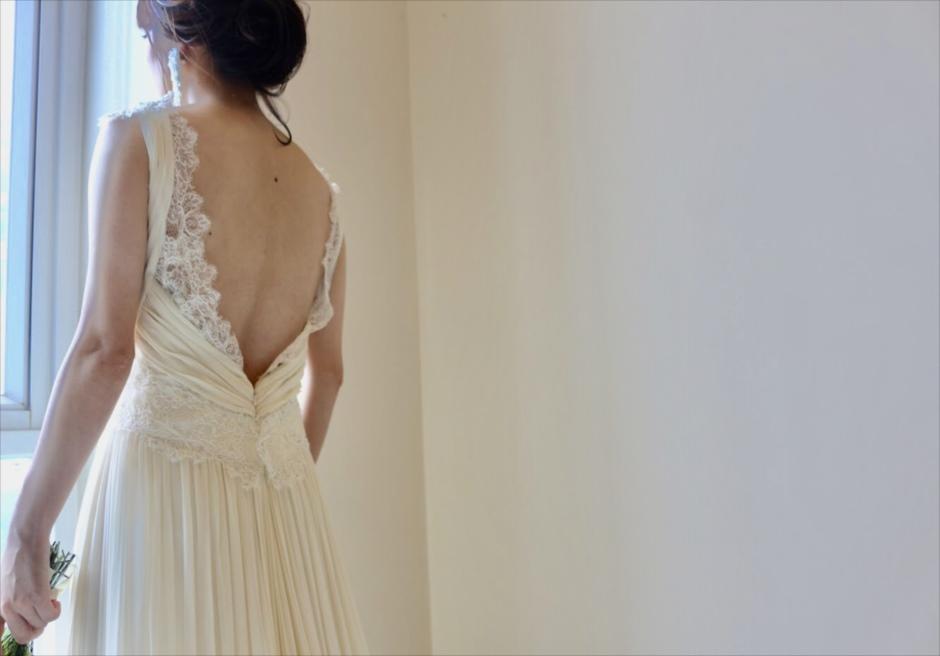 セブ島ウェディングフォト撮影で着てほしい新作ドレスの撮影会