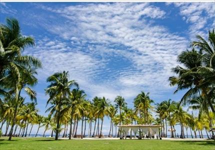 ボホール島の人気ホテル ボホール・ビーチ・クラブ ガーデン