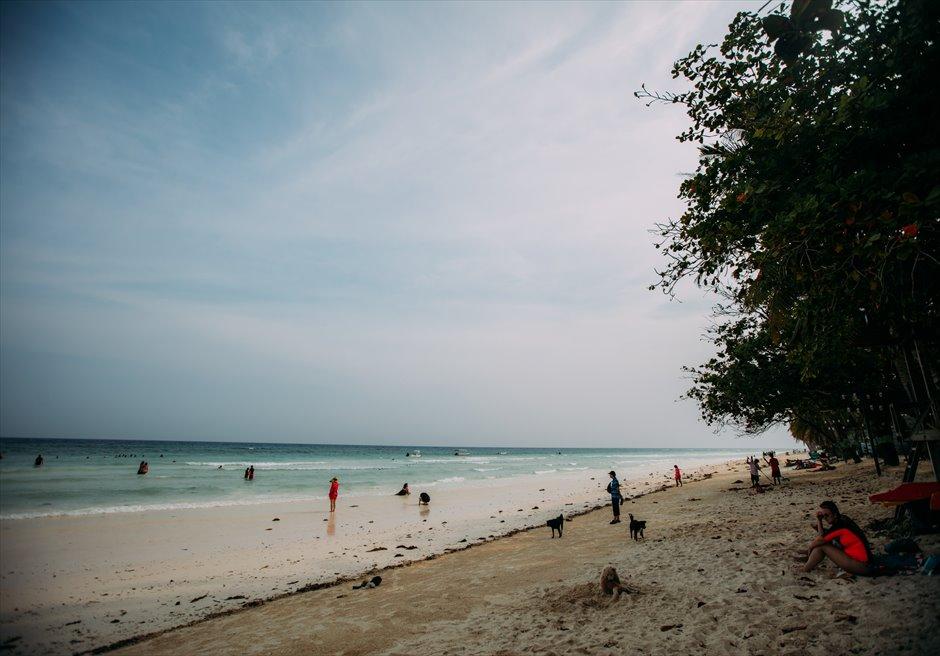 ボホール島パブリックビーチ