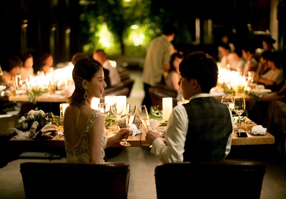 セブ結婚式 アバカ レセプション・パーティー