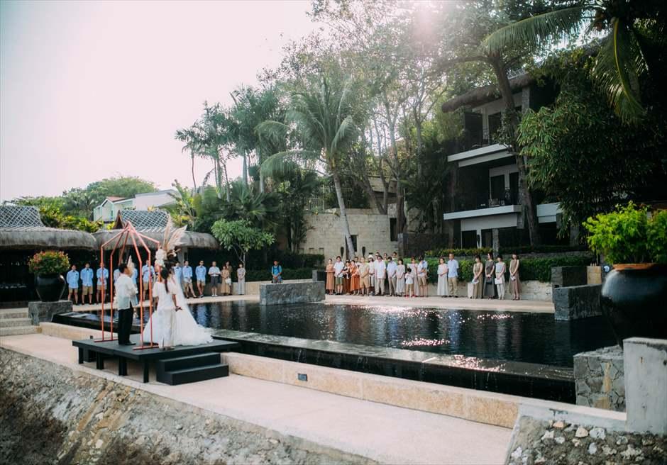 セブ島結婚式 アバカ・リゾート 会場