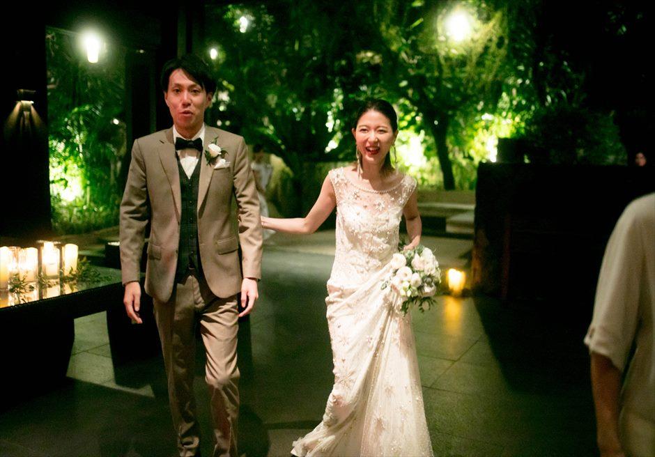 セブ島結婚式 レセプションパーティー 衣装