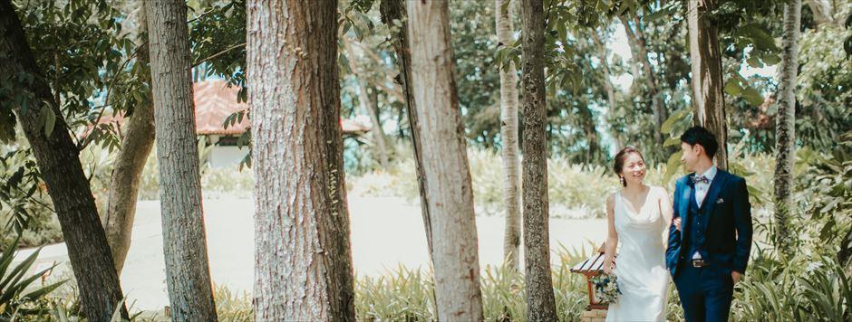 セブ島シャングリラ・マクタン ガーデン・フォトウェディング