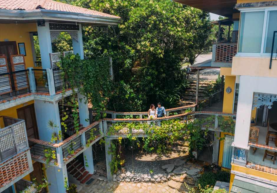 セブ・ボホール島前撮り撮影 アマレラ・リゾート