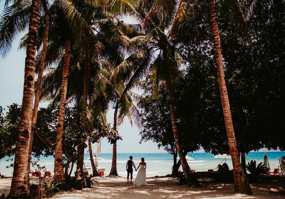 ボホール島前撮り ビーチ&ガーデン撮影 アマレラ・リゾート