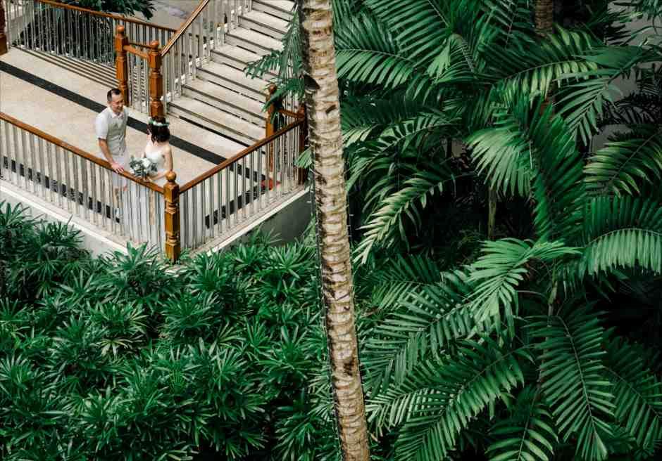 セブ島ホテル撮影 シャングリラ・マクタン・ガーデン