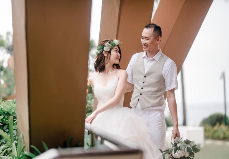 セブ島結婚式前撮り カップルフォト撮影 チャペル
