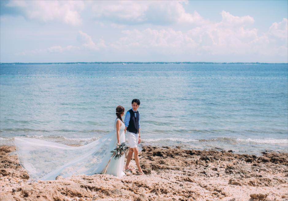 セブ島ビーチ・ウェディングフォト撮影