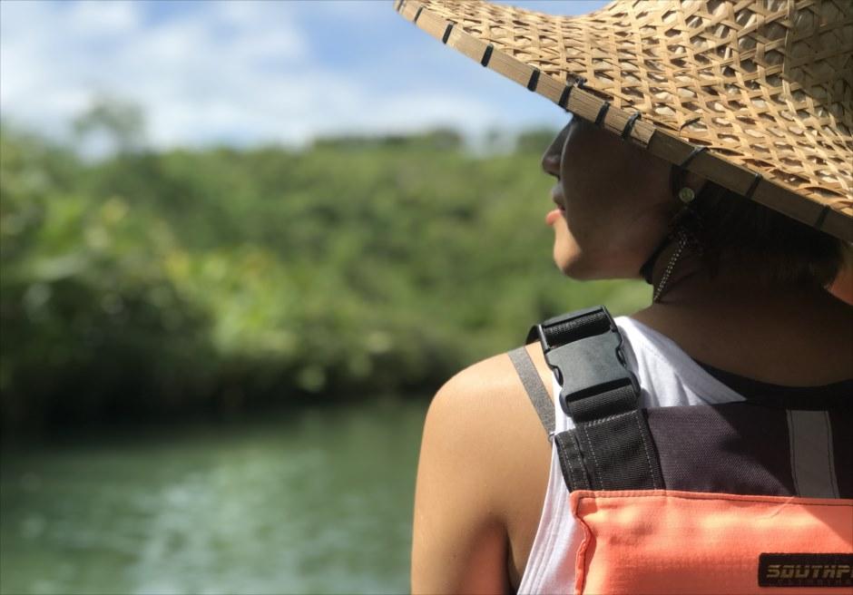 セブ島ロケーションフォト ボタニカルフォト撮影