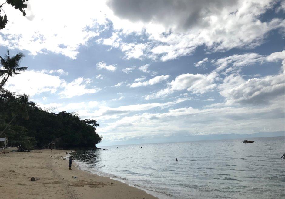 セブ島ビーチ前撮り ロケーション撮影