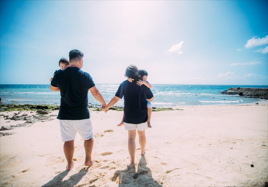セブ島ファミリーフォト ホテル・ビーチ撮影 クリムゾン