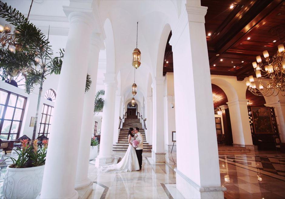 マニラホテル フォトウェディングプラン 1泊朝食付きプラン